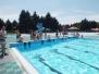 Plavecké preteky kúpalisko Veronika 2018