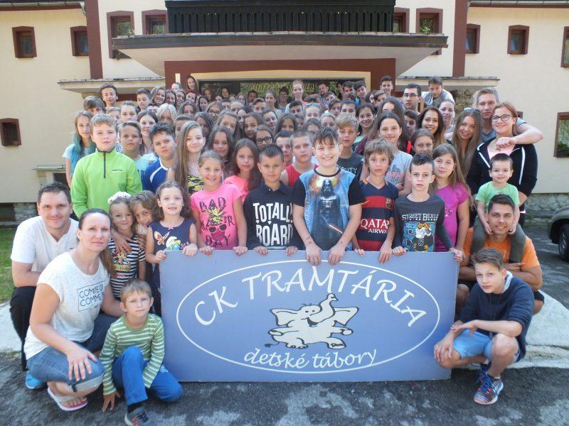 Letný detský tábor 2018 – Homôlka