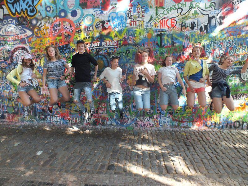 Letný detský tábor 2017 – Dobrodružné Čechy