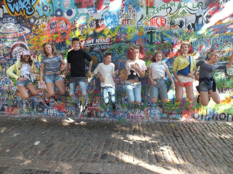 Letný detský tábor 2017 - Dobrodružné Čechy