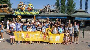 Detský tábor – prázdniny – Taliansko | CK Tramtária