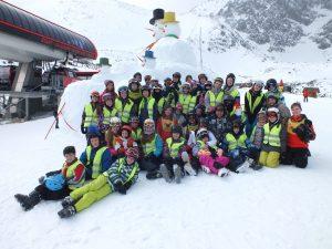 Lyžiarsky jarný zimný detský tábor 2022