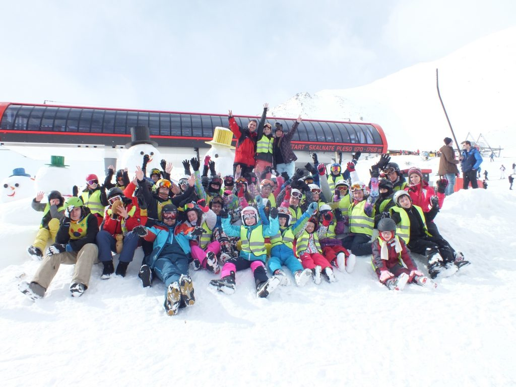 Lyžiarsky jarný zimný detský tábor 2020
